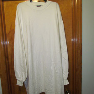 6XL Galaxy by Harvic White Long Sleeves Shirt NWOT